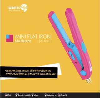 Unix Mini Flat Iron / Hair Dryer