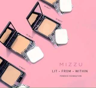 Mizzu Lit From Within Powder Foundation
