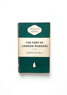 The Port of London Murders (Josephine Bell)