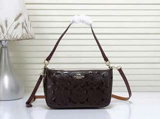 Coach authe tic quality sling bags