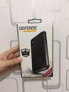 Defense carbon casing iphone x ORIGINAL 100%