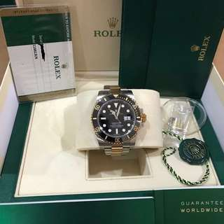 Rolex Submariner 116613 LN - Reduced Price to Sell