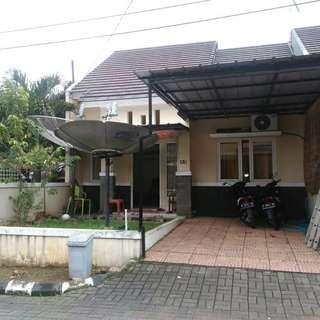 Jual rumah Bondongan Residence Kota Bogor, SHM, Type 45, Luas Tanah 91m2, PLN + PAM..