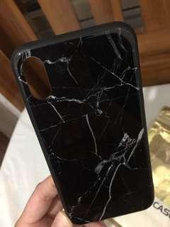 Casing murble iphone x