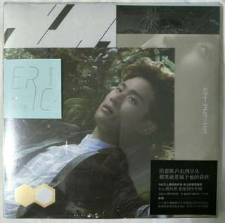 [Music Empire] 周兴哲 - 《学着爱》‖ Eric Chou - My Way To Love CD Album