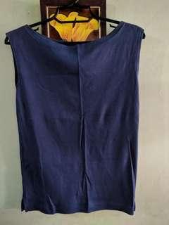 Sale!! Blue blouse/top