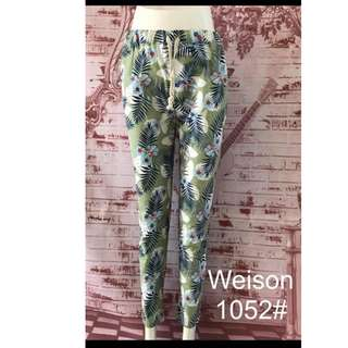 PRINTED CANDY PANTS 1052#