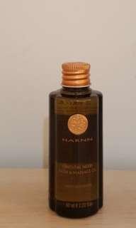 Harnn Bath and Masaage Oil