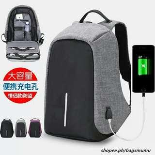 Anti- Theft bag (Gray)