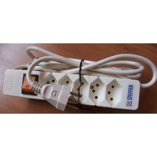 Switzerland Plug, Multiple Socket Extension Cord