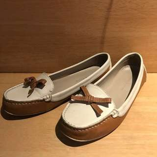 Charles & Keith Brown Slip On