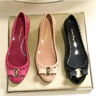 Salvatore Ferragamo Vara Jelly