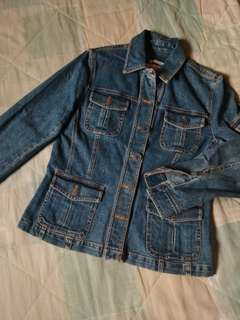 Jones New York Denim Jacket