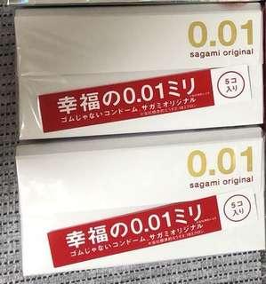 🚚 日本帶回幸福の001保險套五入裝