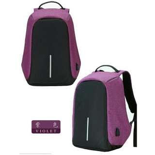 Anti- Theft bag (Violet)