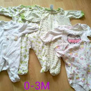 To bless : Baby Clothes 0-3M