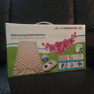 Alternating Bubble Mattress