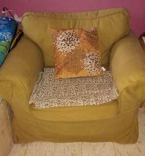 Ektorp arm chair