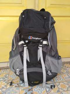 REPRICE tas backpack berghaus authentic