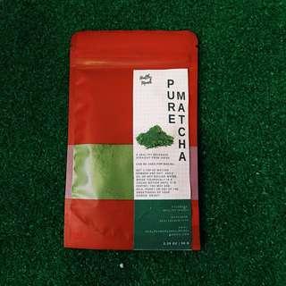 Pure Matcha Unsweetened From Japan (50g)