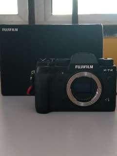 Fujifilm XT2 Body only