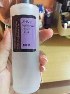 COSRX AHA 7 whitehead