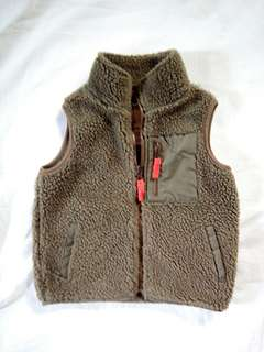 ⛔FREE SF🎉🚚  Carter's Kids Teddy Vest