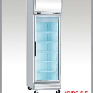Display Chiller Heated Glass Berjaya 1Door DC S E