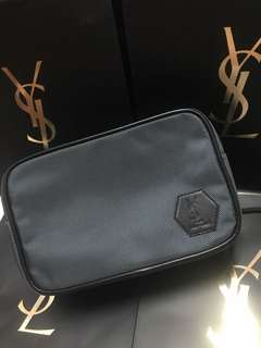 YSL large pouch