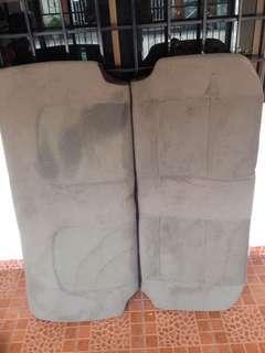 Seat belakang kancil