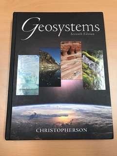 Geosystems seventh edition