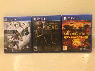 Ps4 game 3in1 price