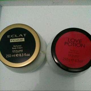 Perfumed Body Cream Murah
