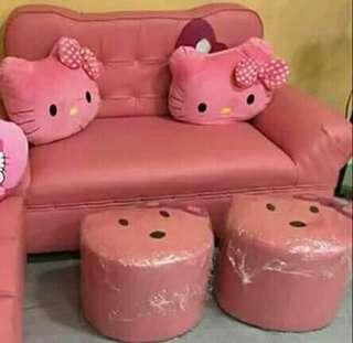 Hello Kitty set furnitures