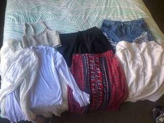 Mixture clothing