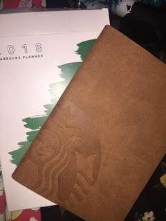Starbucks Planner!