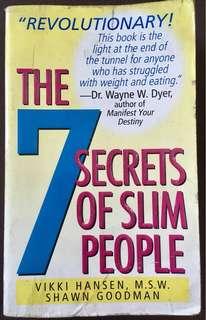 The 7 Secrets of Slim People