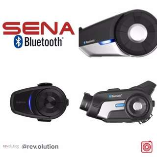 RESTOCKED!!! Sena bluetooth helmet headset