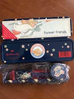 Hallmark forever friends文具套裝