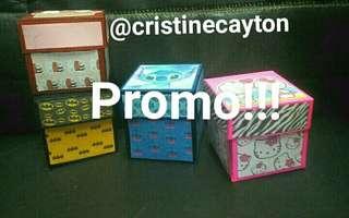 Explosion box! Promo !