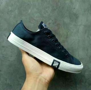 CONVERSE UNDEFEATED NAVY