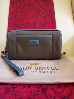 Clutch bag for mens from braun buffel