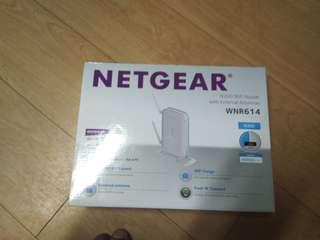 Netgear WNR 614Wifi Router