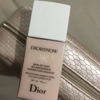 Diorsnow Brightening Make up base