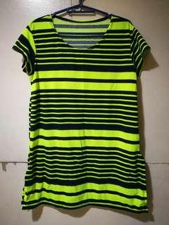 Neon Long t-shirt