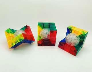MoYu Geo Cube (3 Versions)
