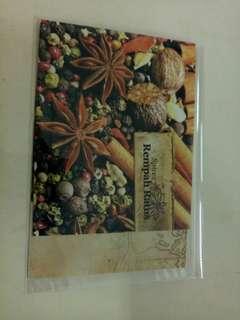 Buku stamps