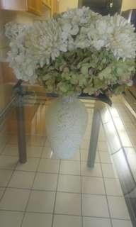 Vase & Plant