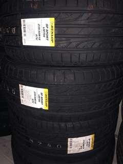Dunlop 235-50R18
