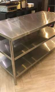 Stainless Steel Table ( only for today)